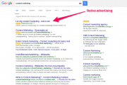 native-advertising-sponsored-search-result