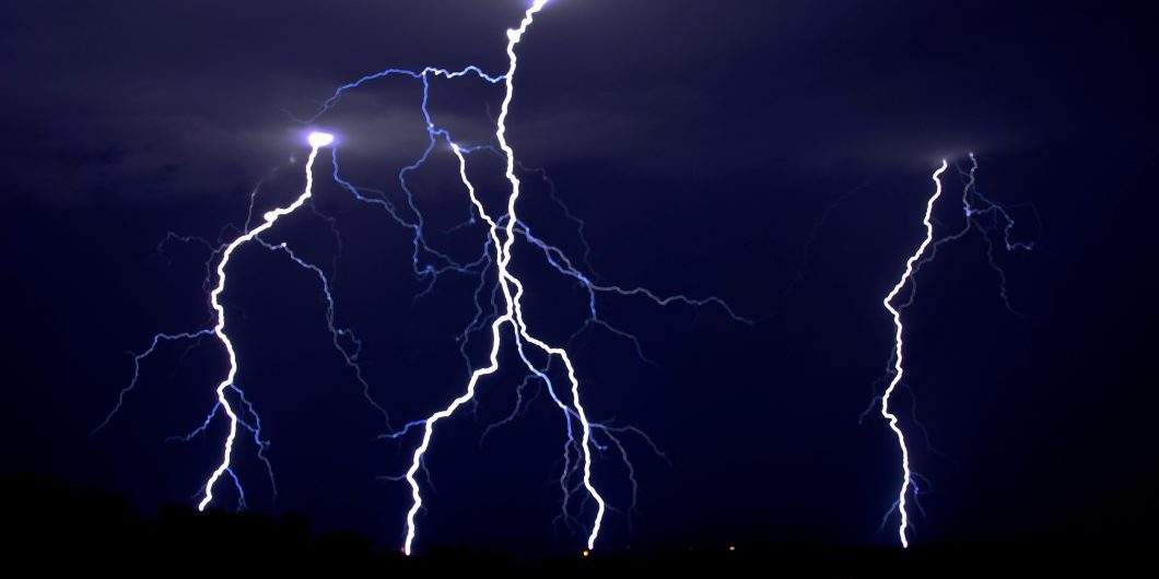 Lightning © John Fowler (CC BY 2.0)